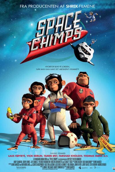 Starz Media - Space Chimps