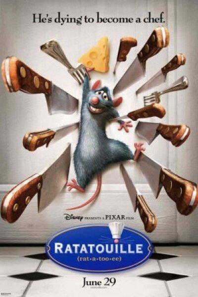Walt Disney Pictures - Ratatouille (org. version)