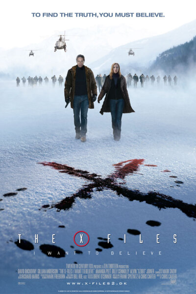Ten Thirteen Productions - The X-Files: I Want to Believe