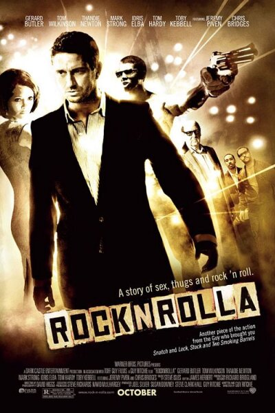 Dark Castle Entertainment - RocknRolla