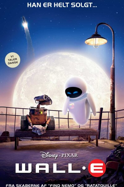 Walt Disney Pictures - WALL-E