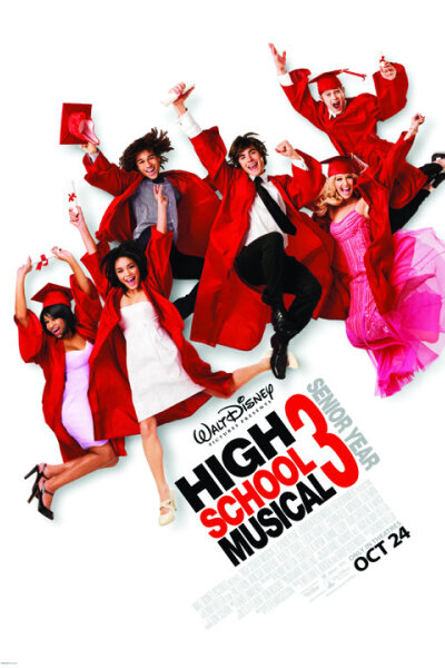 Walt Disney Pictures - High School Musical 3