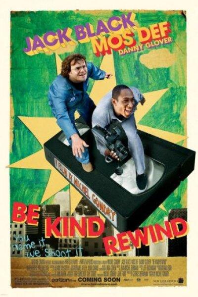 Partizan - Be Kind Rewind