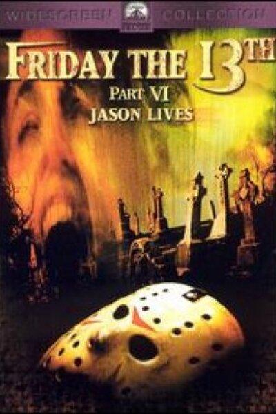 Terror Films - Jason lever! Fredag den 13., nr. 6