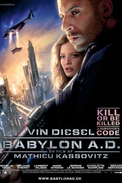 Canal+ - Babylon A.D.