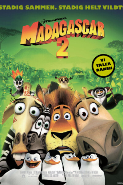DreamWorks Animation - Madagascar 2 (org. version)