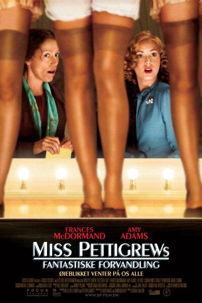 Kudos Productions Ltd. - Miss Pettigrews fantastiske forvandling