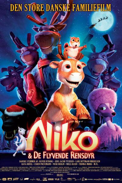 Ulysses - Niko og de flyvende rensdyr