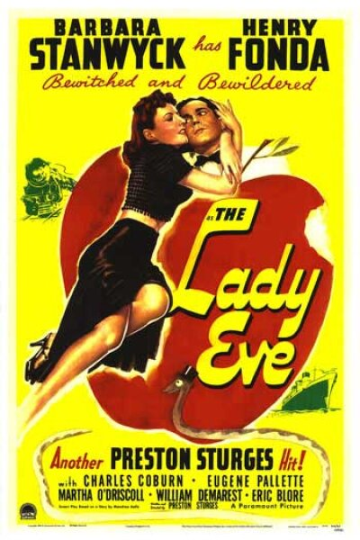 Paramount Pictures - The Lady Eve
