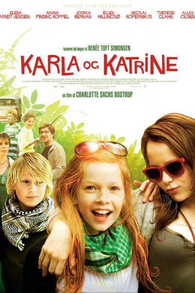 Nordisk Film Valby - Karla og Katrine