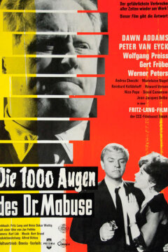 Dr. Mabuses tusind øjne