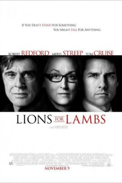 United Artists - Lions for Lambs
