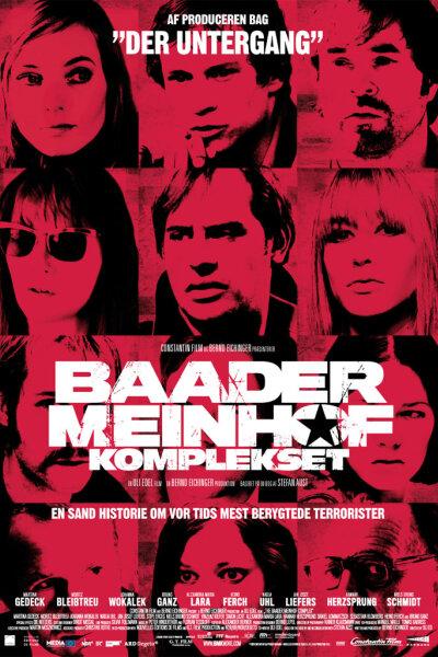 Constantin Film Produktion - Baader Meinhof Komplekset
