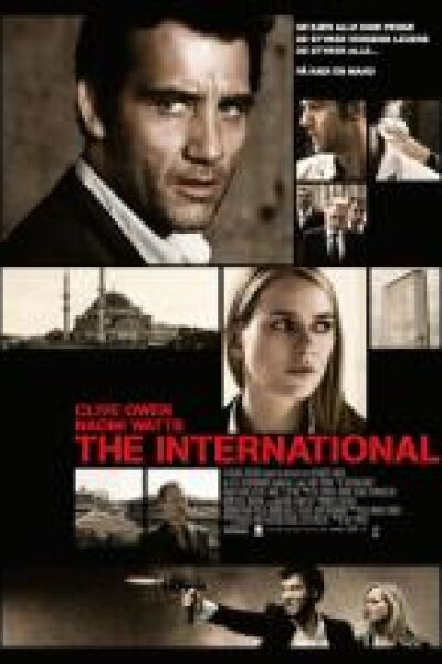 Studio Babelsberg - The International