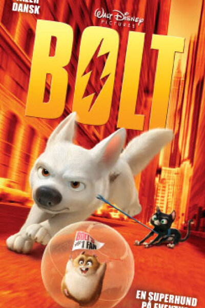 Walt Disney Pictures - Bolt