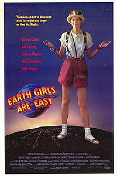 Kestrel Films - Jordiske piger er nemme