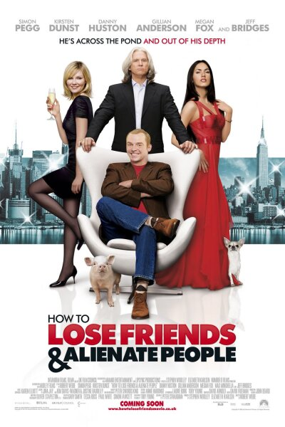 Intandem Films - How to Lose Friends