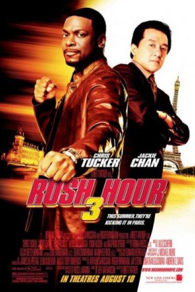 Rat Entertainment - Rush Hour 3