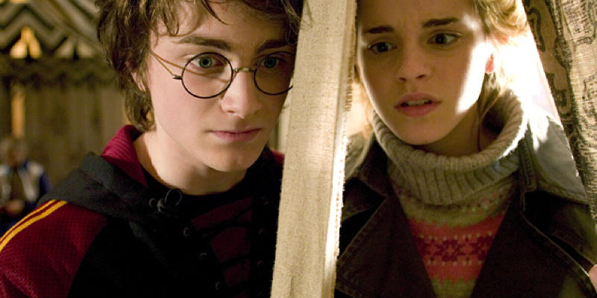 Warner Bros. - Harry Potter og Flammernes Pokal