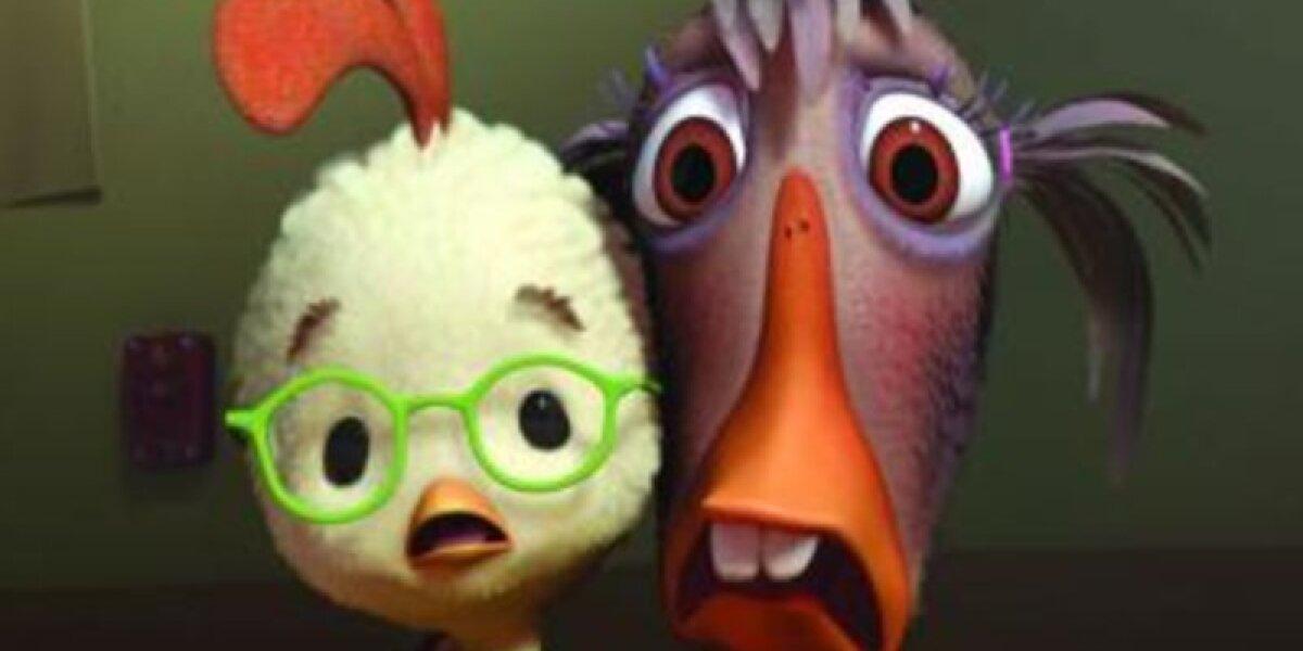 Walt Disney Pictures - Lille kylling