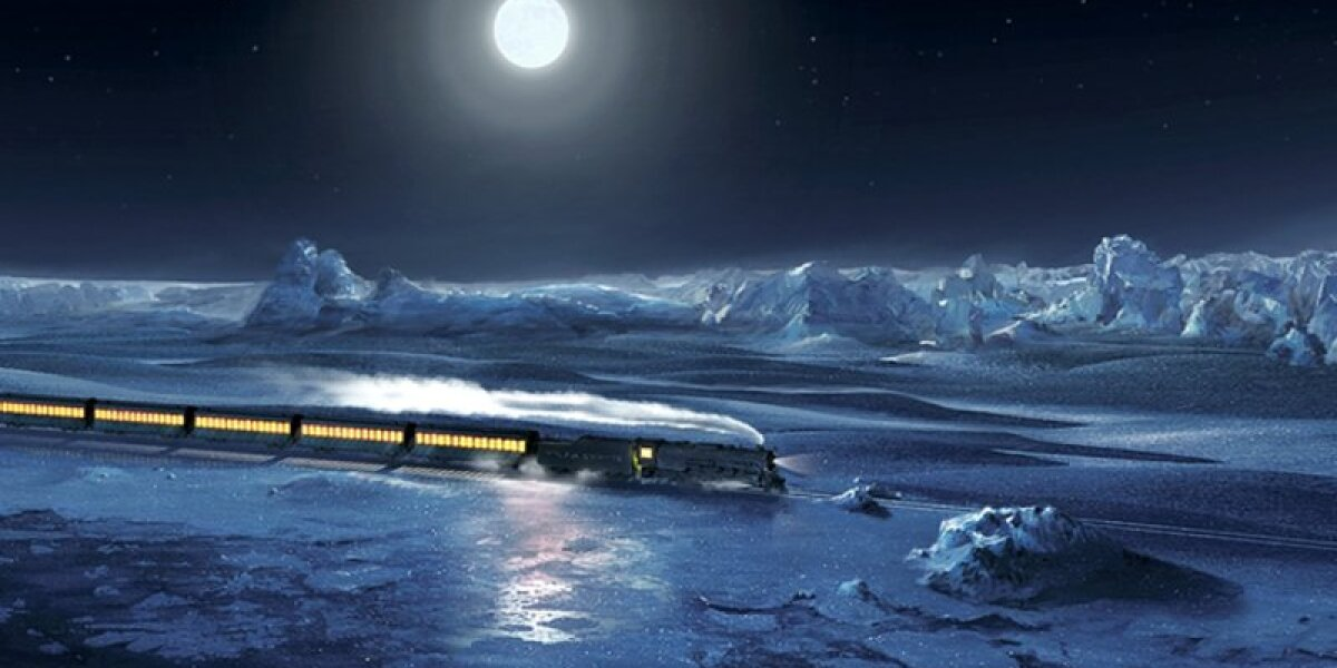 Shangri-La Entertainment - Polar-ekspressen
