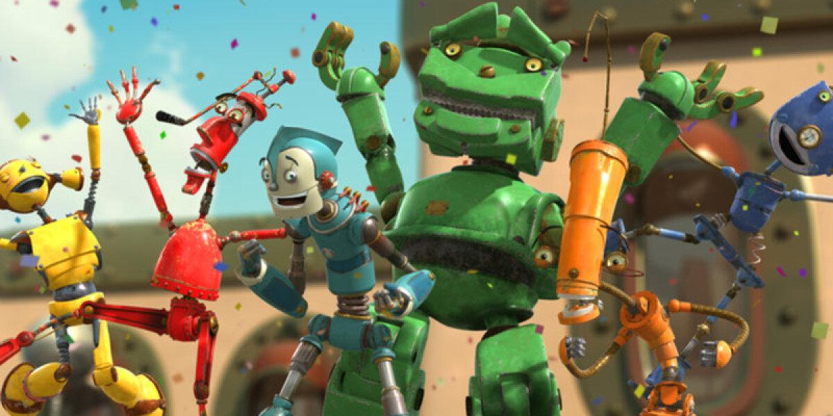 Fox Animation Studios - Robotter (org. version)