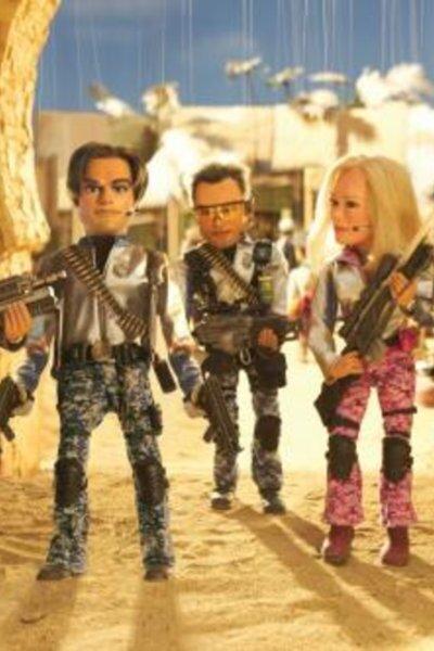 Scott Rudin Productions - Team America: World Police