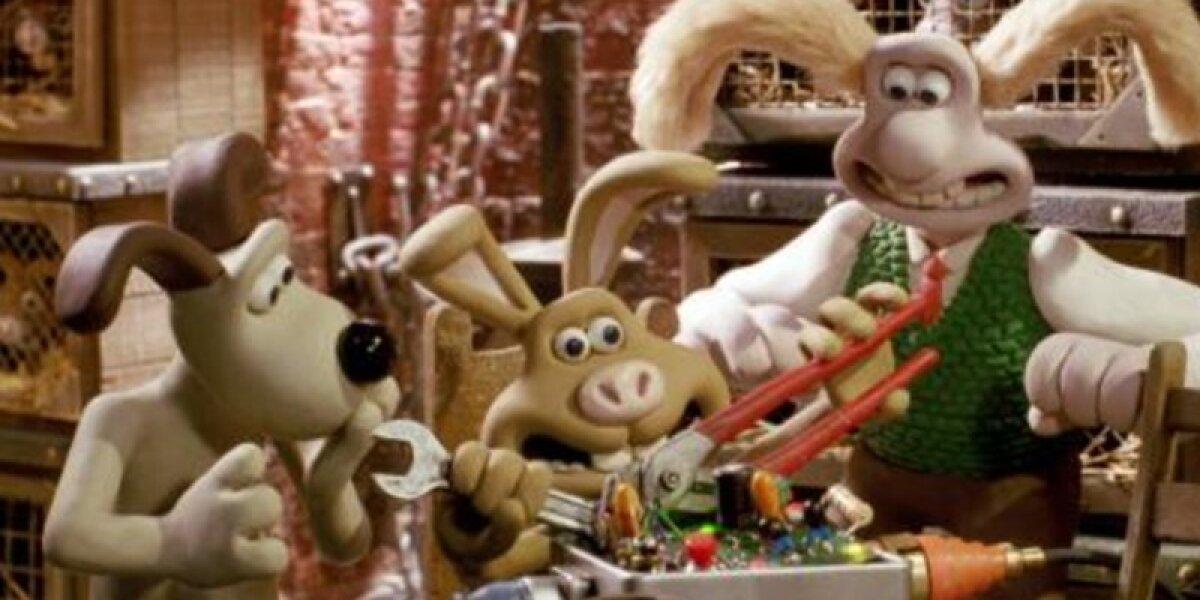 Aardman Animations - Walter og Trofast - Det store grøntsagskup