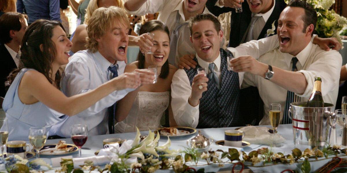 Tapestry Films - Wedding Crashers