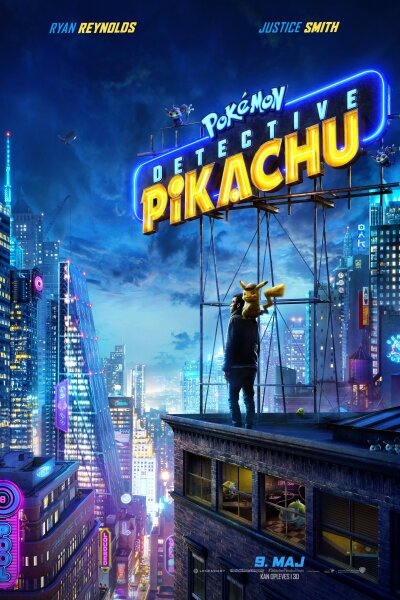 Legendary Entertainment - Pokémon Detective Pikachu