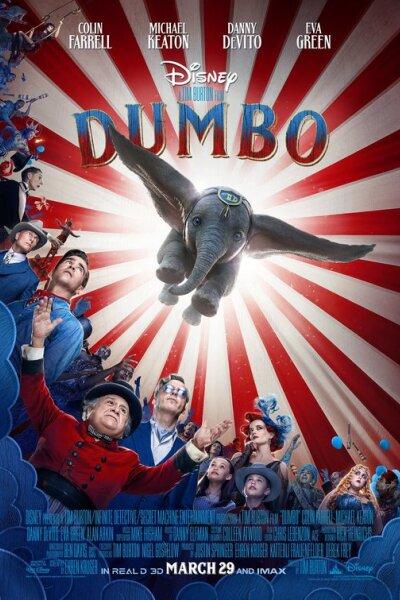 Dumbo - 3 D - org.vers.