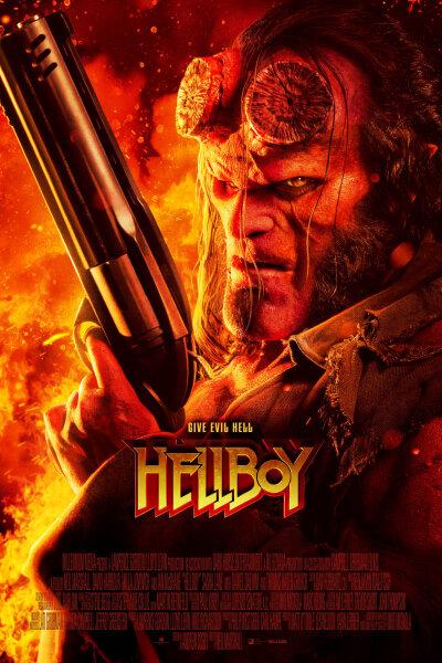 Nu Boyana FX - Hellboy