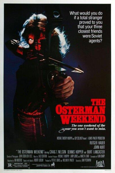Osterman Weekend Associates - Den blodige weekend