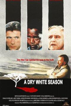 En tør hvid årstid