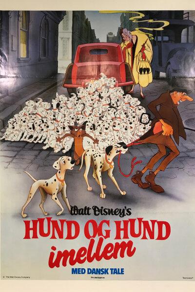 Walt Disney Productions - Hund og hund imellem