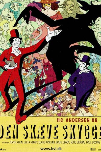 Konsortiet H.C. Andersens Lange Skygge - H.C. Andersen og den skæve skygge