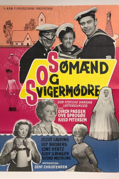 ASA Film Production A/S - Sømænd og svigermødre