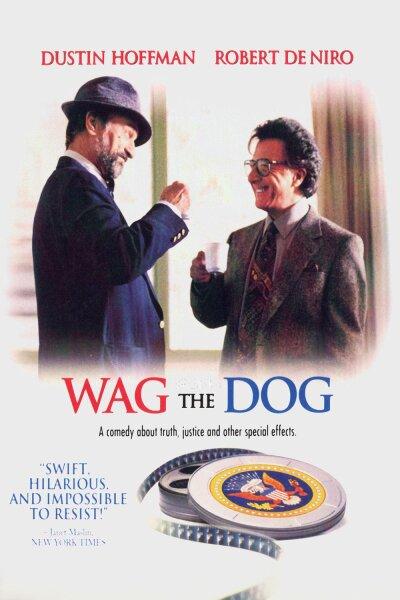 New Line Cinema - Wag the Dog - når halen logrer med hunden