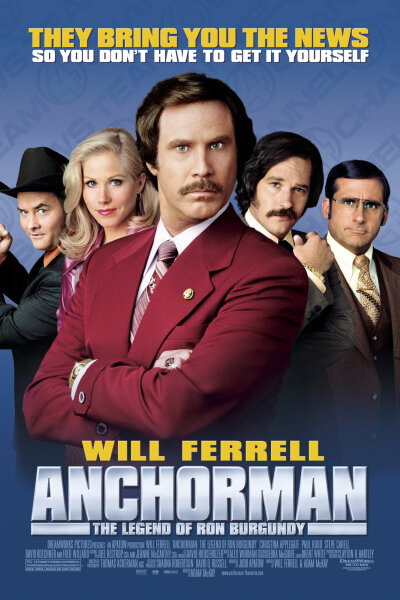 DreamWorks - Anchorman