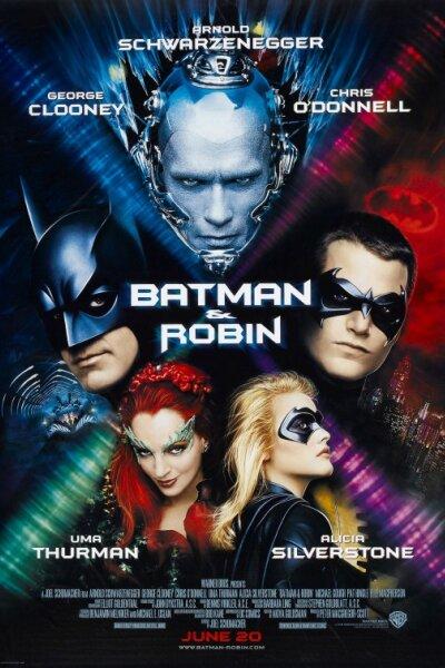 Warner Bros. - Batman & Robin