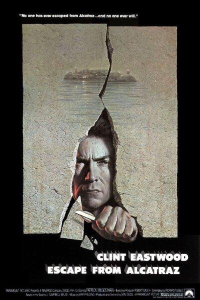 Paramount Pictures - Flugten fra Alcatraz