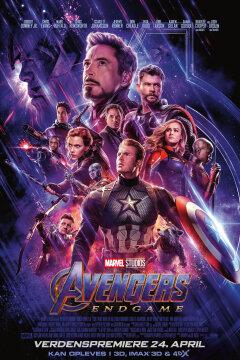 Avengers: Endgame - 3 D
