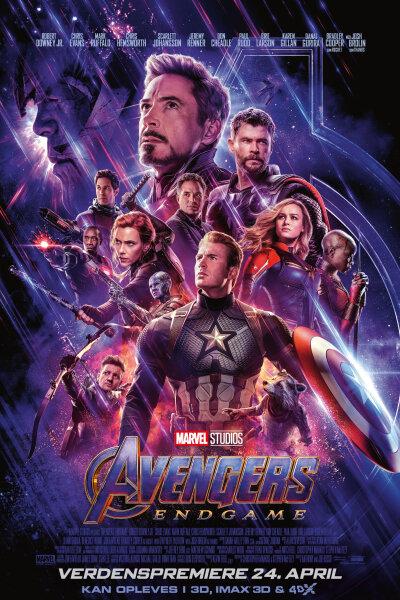 Marvel Studios - Avengers: Endgame - 3 D