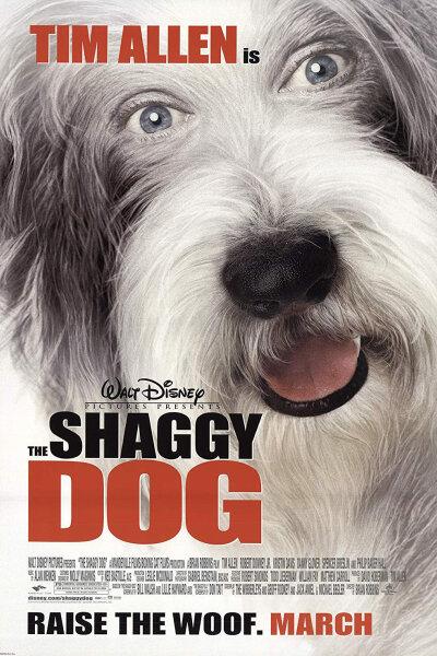 Walt Disney Pictures - Mand! - Sikken et hundeliv...