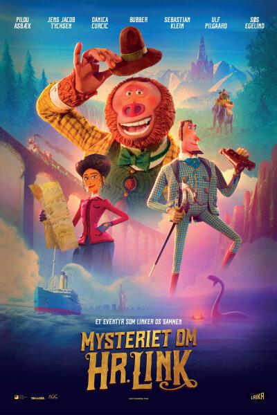 Laika Entertainment - Mysteriet om Hr. Link