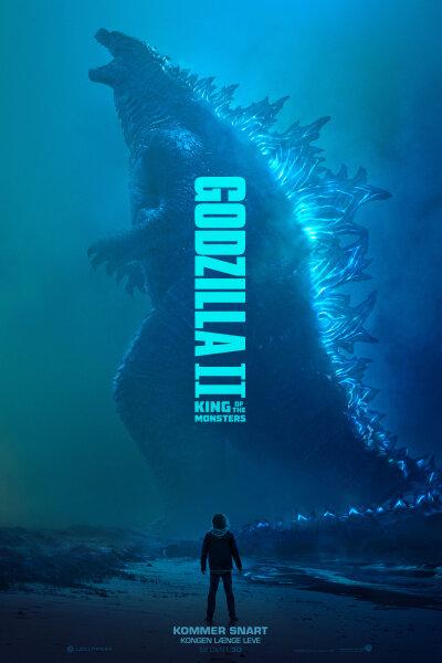Warner Bros. - Godzilla 2: King of the Monsters - 2 D