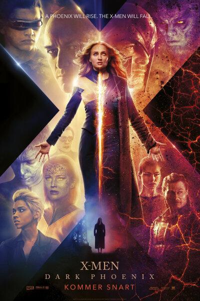 Marvel Entertainment - X-Men: Dark Phoenix