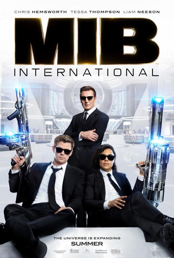 Men in Black: International 2D