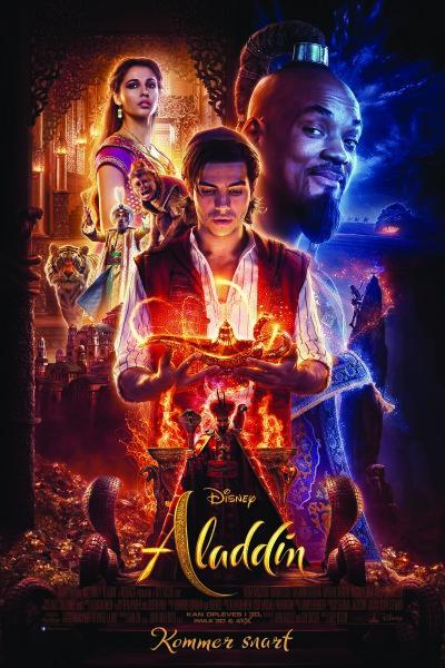 Walt Disney Studios - Aladdin 2 D