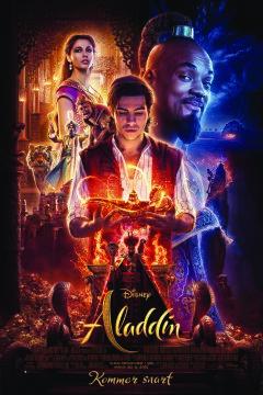 Aladdin 3 D - org.vers.